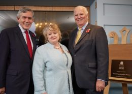 Panmure House Official Opening